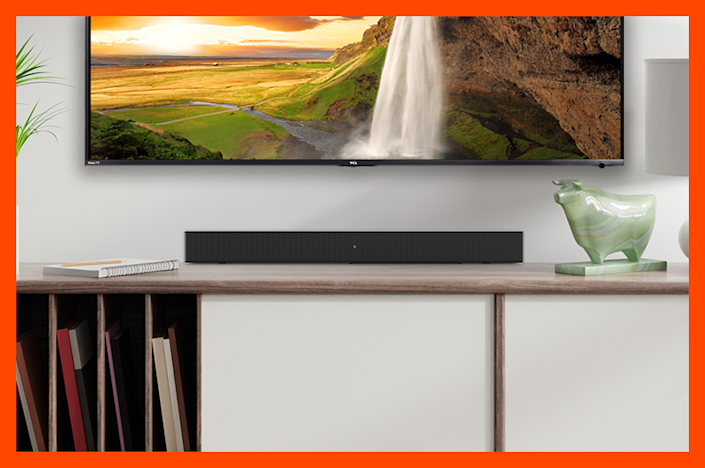 TCL Alto 3 2.0 Channel Home Theater Sound Bar is on sale for $49. (Photo: Amazon)