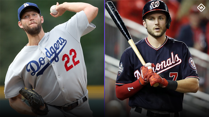 Opening Day FanDuel, DraftKings Picks: MLB DFS lineup advice for Yankees-Nationals, Giants-Dodgers