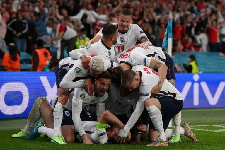 Final-ly: England will play in their first major tournament final for 55 years at Euro 2020