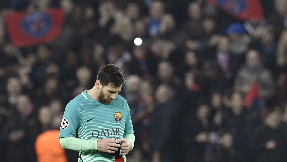 <p><strong>They don't look unbeatable anymore</strong></p> <br /><p>Let's not exaggerate here: Barcelona wins most of their games. Out of 47 games this season, they won 33 and only lost 6. But 6 losses is already as much as their total for their last two seasons, and the defeats they conceded are somewhat worrying. </p> <br /><p>In particular, that PSG defeat. Against a brilliant PSG team at the Parc des Princes, Barcelona completely drowned, incapable of playing their game against Paris' fierce pressing and great intensity. The attacking trio was completely helpless, muzzled by a brilliant defence. And if it wasn't for an abysmal performance from the Parisians in the second leg, they'd probably be out of the Champions League today. </p> <br /><p>Watching PSG v Barcelona 1st leg, the likes of Bayern, Real or Juventus, who are probably Barça's biggest contenders to the final victory, now have the recipe to tear this team apart.  </p>