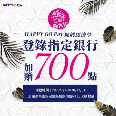 The integration of HAPPY GO Pay and the triple stimulus vouchers successfully boosted consumption and activated the loyalty points economy.