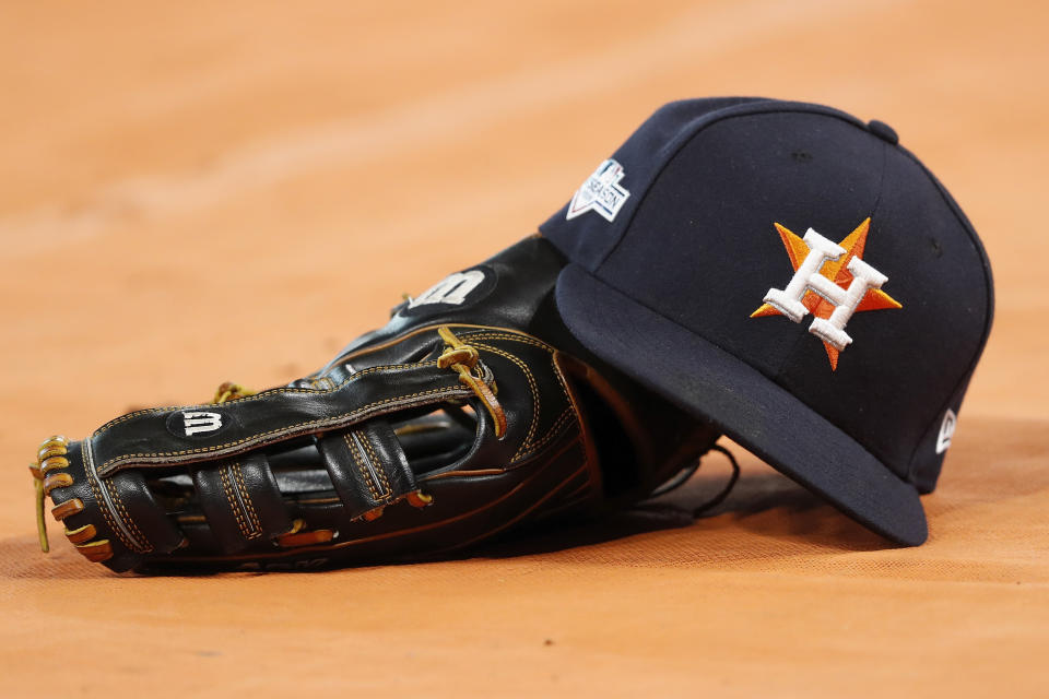MLB is reportedly nearing a decision on discipline for the Astros sign stealing scandal. (Photo by Tim Warner/Getty Images)