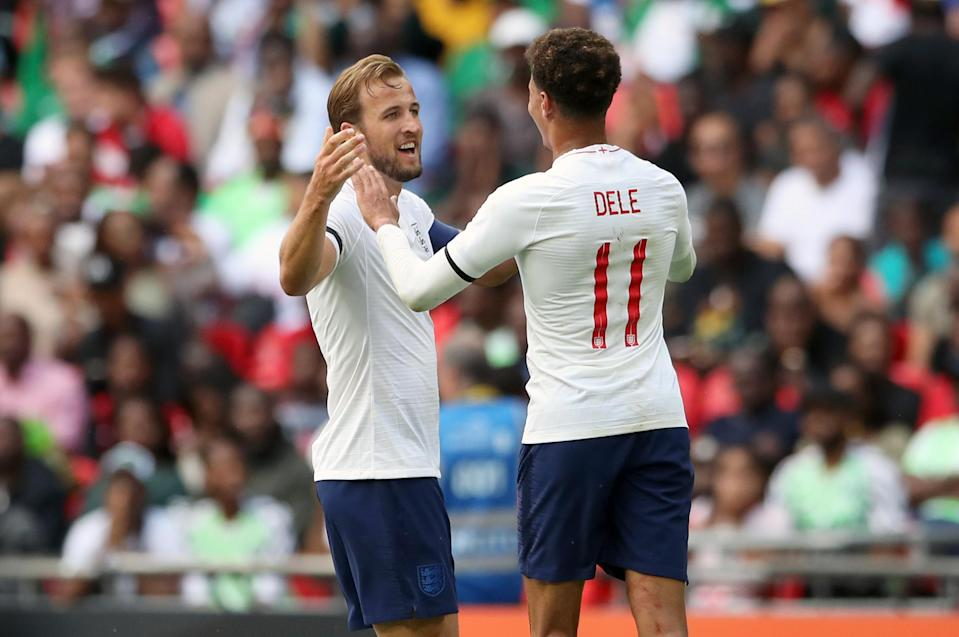 Another major tournament has rolled around, which means the English love their chances again. (Getty)