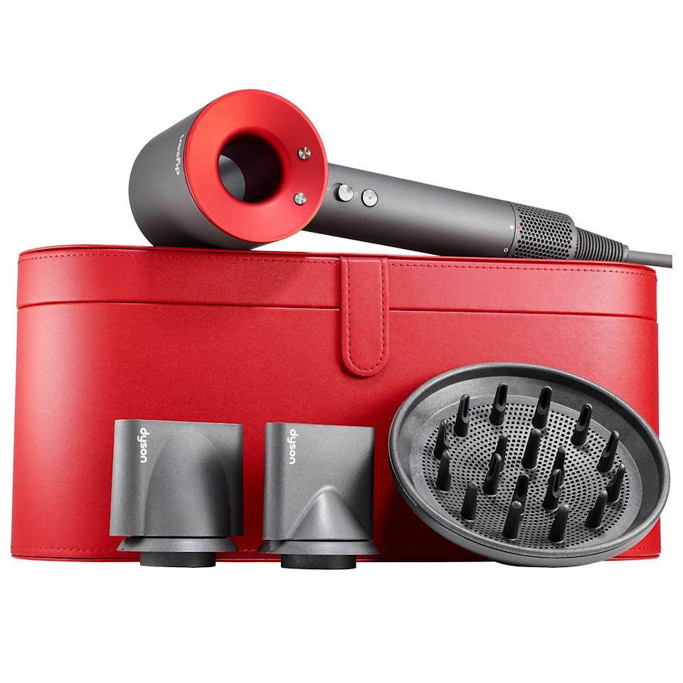 "<p>This <a href=""https://www.popsugar.com/buy/Dyson-Supersonic-Hair-Dryer-Gift-Edition-Red-Case-497628?p_name=Dyson%20Supersonic%20Hair%20Dryer%20Gift%20Edition%20with%20Red%20Case&retailer=sephora.com&pid=497628&price=399&evar1=bella%3Aus&evar9=45401445&evar98=https%3A%2F%2Fwww.popsugar.com%2Fbeauty%2Fphoto-gallery%2F45401445%2Fimage%2F46711809%2FDyson-Supersonic-Hair-Dryer-Gift-Edition-with-Red-Case&list1=shopping%2Chair%2Cgifts%2Cmakeup%2Csephora%2Choliday%2Cstocking%20stuffers%2Cgift%20guide%2Cbeauty%20shopping%2Cgifts%20for%20women%2Cbeauty%20gifts%2Cbest%20of%202018%2Cskin%20care&prop13=mobile&pdata=1"" rel=""nofollow"" data-shoppable-link=""1"" target=""_blank"" class=""ga-track"" data-ga-category=""Related"" data-ga-label=""https://www.sephora.com/product/supersonic-hair-dryer-gift-edition-with-red-case-P450079?icid2=products%20grid:p450079"" data-ga-action=""In-Line Links"">Dyson Supersonic Hair Dryer Gift Edition with Red Case</a> ($399) is for the person who has everything.</p>"