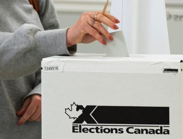 Elections Canada says there are many ways that these types of errors can occur, but they are working on a solution. (Ryan Remiorz/The Canadian Press - image credit)