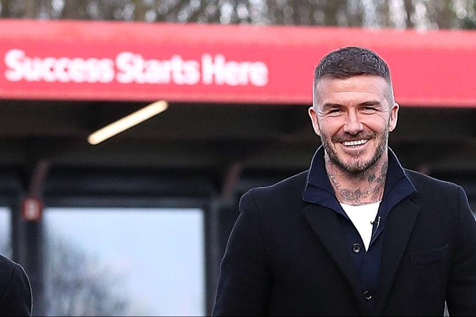 David Beckham has a 5% stake in Cellular Goods, the latest in a string of companies in the cannabis space to go public following a ruling by regulator the Financial Conduct Authority to allow such businesses to list on the main exchangePA