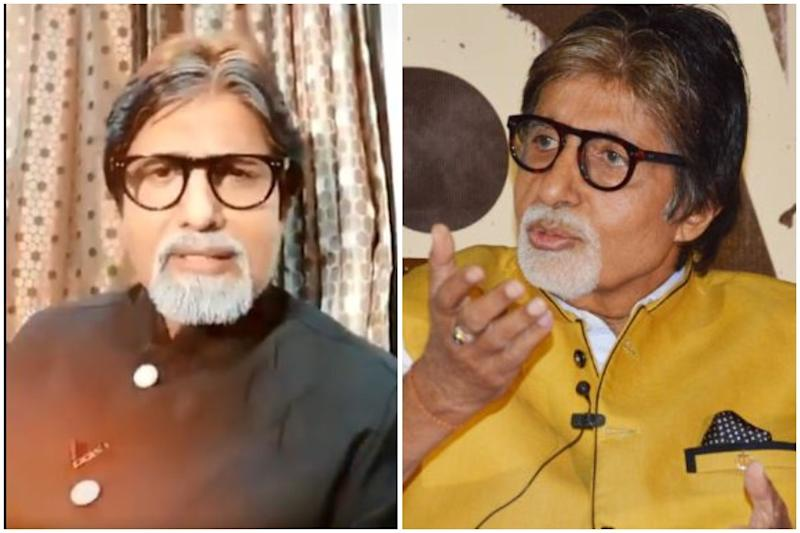 This Pune Man, Whose TikTok Account was Hacked, Looks Exactly Like Amitabh Bachchan