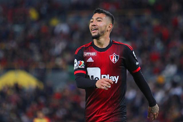 Luciano Acosta. (Photo by Oscar Meza/Jam Media/Getty Images)