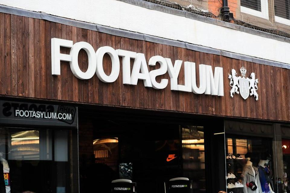 JD Sports first agreed to buy Footasylum in March 2019 (Mike Egerton/PA) (PA Archive)