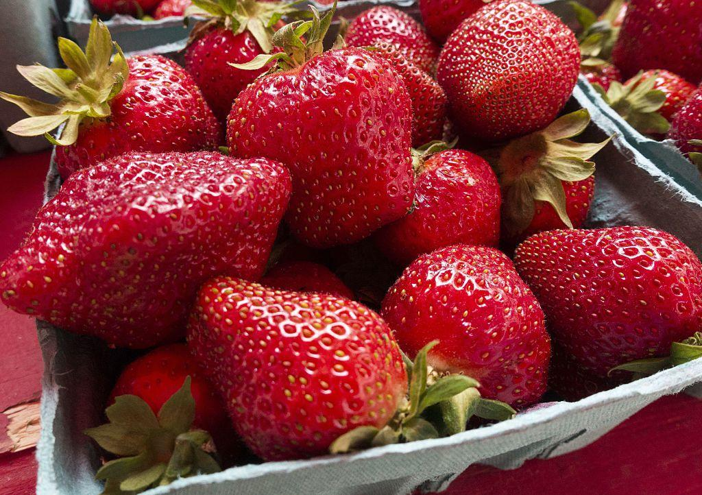 <p>For the second year in a row, strawberries have been named the top carrier of pesticides in produce. In EWG's findings, 99percent of the strawberries tested by federal officials contained detectable pesticide residues. Of those strawberry samples, 29 percent included residues of 10 or more pesticides while some contained as many as 21 different pesticides.</p>