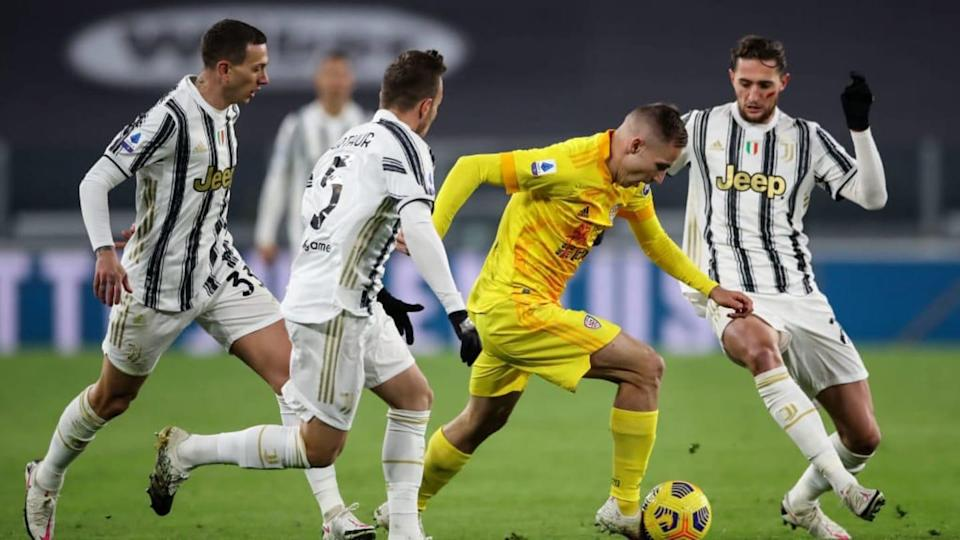 Juve-Cagliari | Jonathan Moscrop/Getty Images