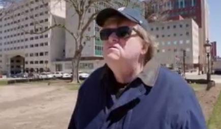 Moore depicts Trump's America in new documentary (Fahrenheit 11/9)