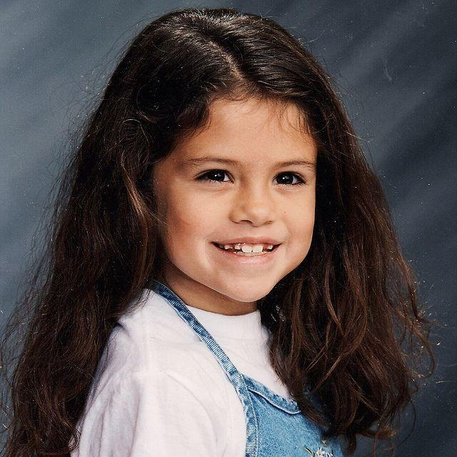 "<p>We'd recognise mini Selena Gomez anywhere... the actress and singer shared this ultra TBT on Instagram on Wednesday (17th October), pondering: 'We always go into it blindly.'</p><p><a href=""https://www.instagram.com/p/B3sKeVhj8uX/"" rel=""nofollow noopener"" target=""_blank"" data-ylk=""slk:See the original post on Instagram"" class=""link rapid-noclick-resp"">See the original post on Instagram</a></p>"