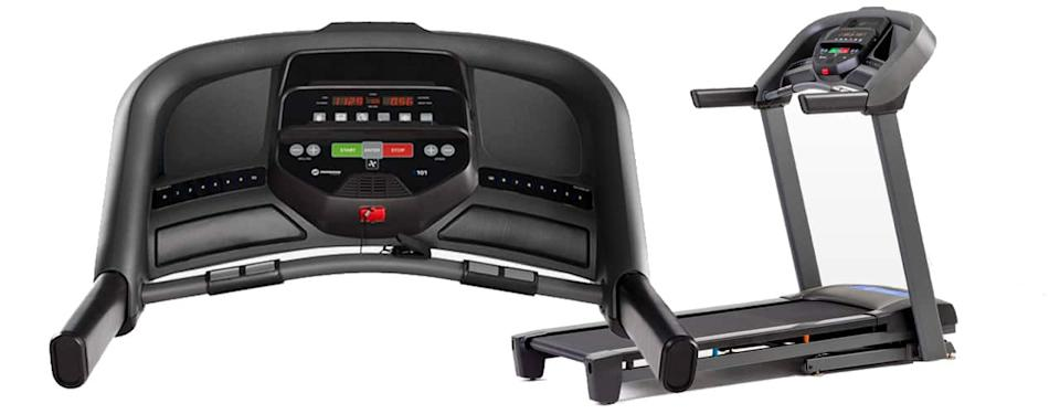 inbody Horizon T101 Treadmill