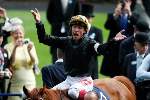 Stradivarius's stunning third successive Ascot Gold Cup victory is a memory Frankie Dettori looks forward to treasuring in his rocking chair