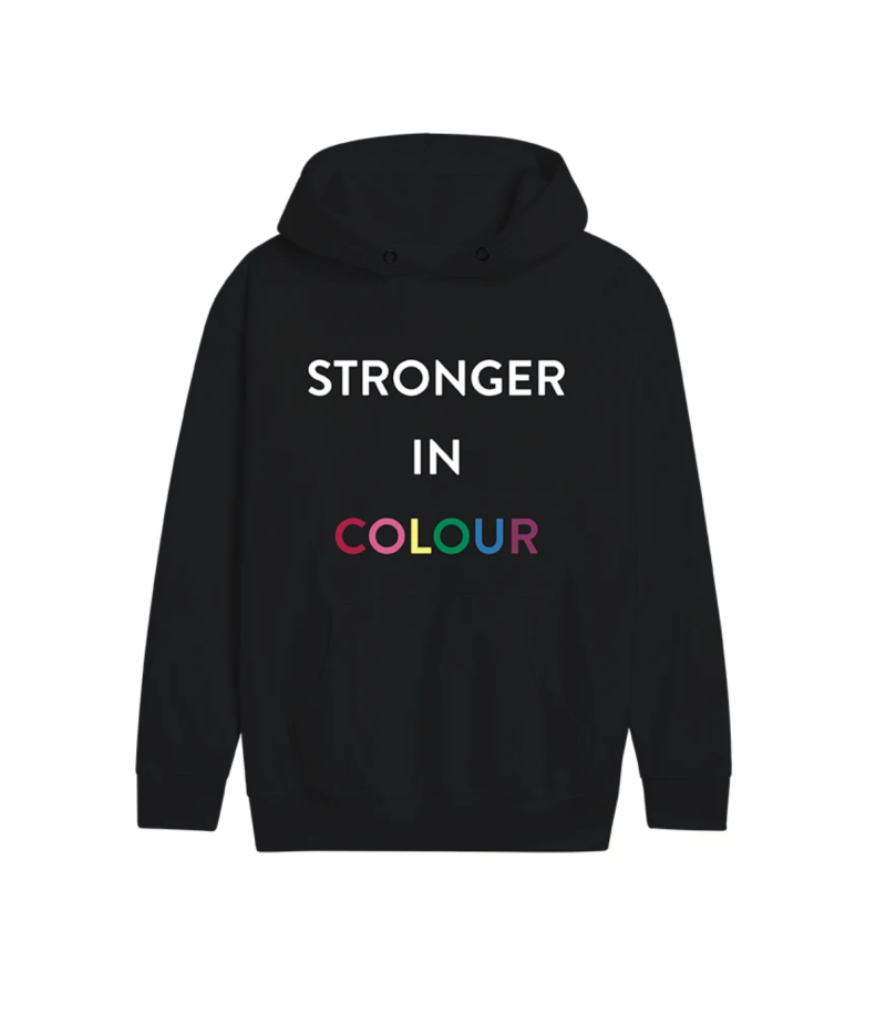 Prabal Gurung Stronger in Colour Hoodie