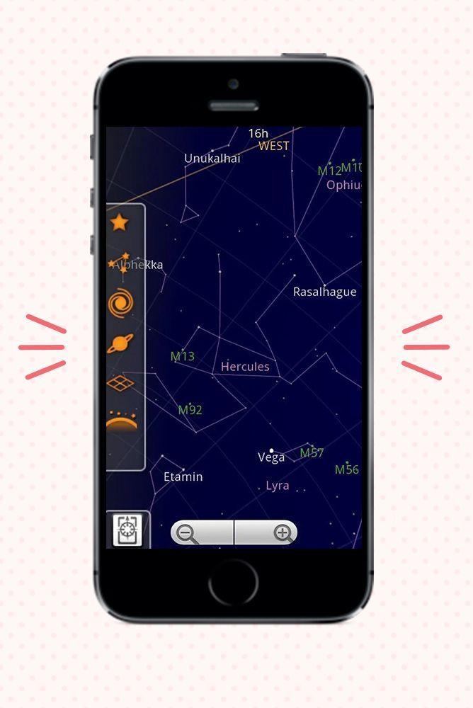 """<p>Sky Map is a planetarium in your pocket: Use it to identify stars, planets, nebulae and more. Originally developed as Google Sky Map, it's now open source, free and ready for your Android device. Nearly a half million reviewers contribute to its four-star rating.</p><p><strong>Cost: </strong>Free for <a href=""""https://play.google.com/store/apps/details?id=com.google.android.stardroid"""" rel=""""nofollow noopener"""" target=""""_blank"""" data-ylk=""""slk:Android"""" class=""""link rapid-noclick-resp"""">Android</a></p>"""