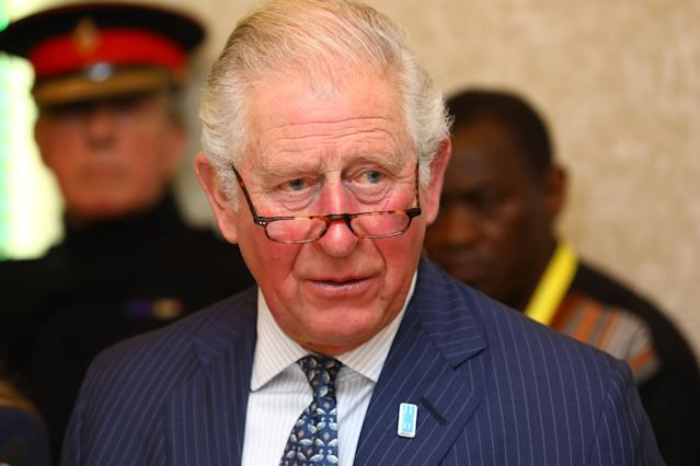 The Prince of Wales was able to get tested for coronavirus. (Getty Images)