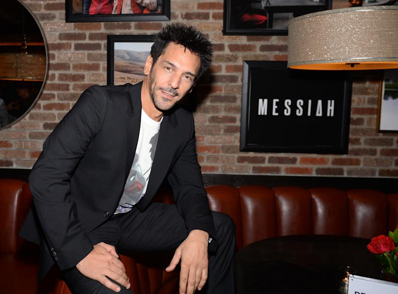 LOS ANGELES, CALIFORNIA - DECEMBER 12: Tomer Sisley attends the 'Messiah' Los Angeles Press Mixer at The Shelby on December 12, 2019 in Los Angeles, California. (Photo by Andrew Toth/Getty Images for Netflix)