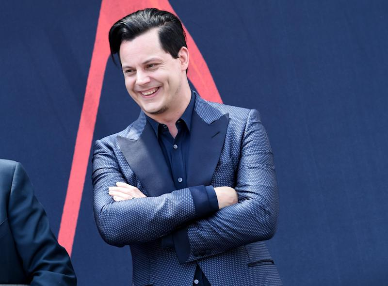 Jack White. Credit: Getty Images: Getty Images