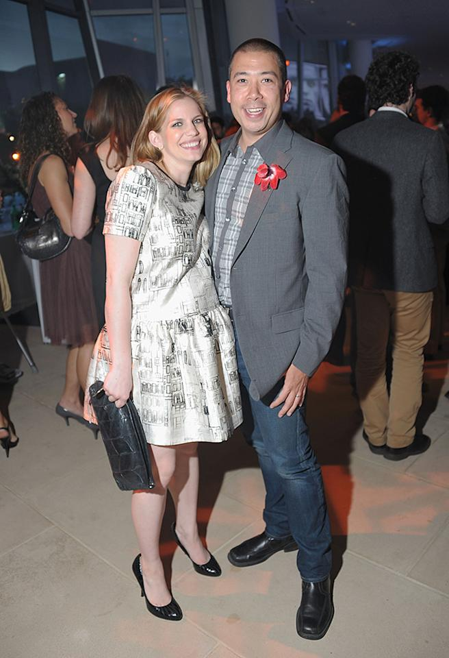 """<b>Penelope Joan So — July 18, 2013</b> """"My Girl"""" star Anna Chlumsky has a little girl of her own now! She and hubby Shaun So became parents on July 18 with the arrival of their daughter, Penelope Joan. The new momma <a href=""""http://celebritybabies.people.com/2013/07/18/anna-chlumsky-welcomes-daughter-penelope-joan/"""" target=""""_""""blank""""""""> told People, </a>""""She's a really good mix between my husband and me. We think she has my mouth, but it's hard to tell."""""""