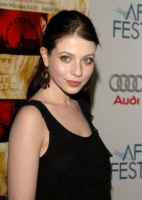 "Premiere: <a href=""/movie/contributor/1800019074"">Michelle Trachtenberg</a> at the Hollywood AFI special screening of Samuel Goldwyn Films' <a href=""/movie/1809233751/info"">Southland Tales</a> - 11/02/2007<br>Photo: <a href=""http://www.wireimage.com"">Mark Sullivan, WireImage.com</a>"