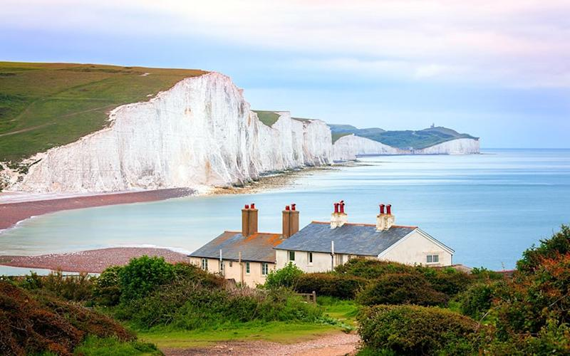 Seven Sisters - getty