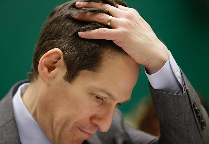 "Former Centers for Disease Control and Prevention Director Tom Frieden said ""testing is not going to have a huge impact"" on the outbreak in the US anymore."