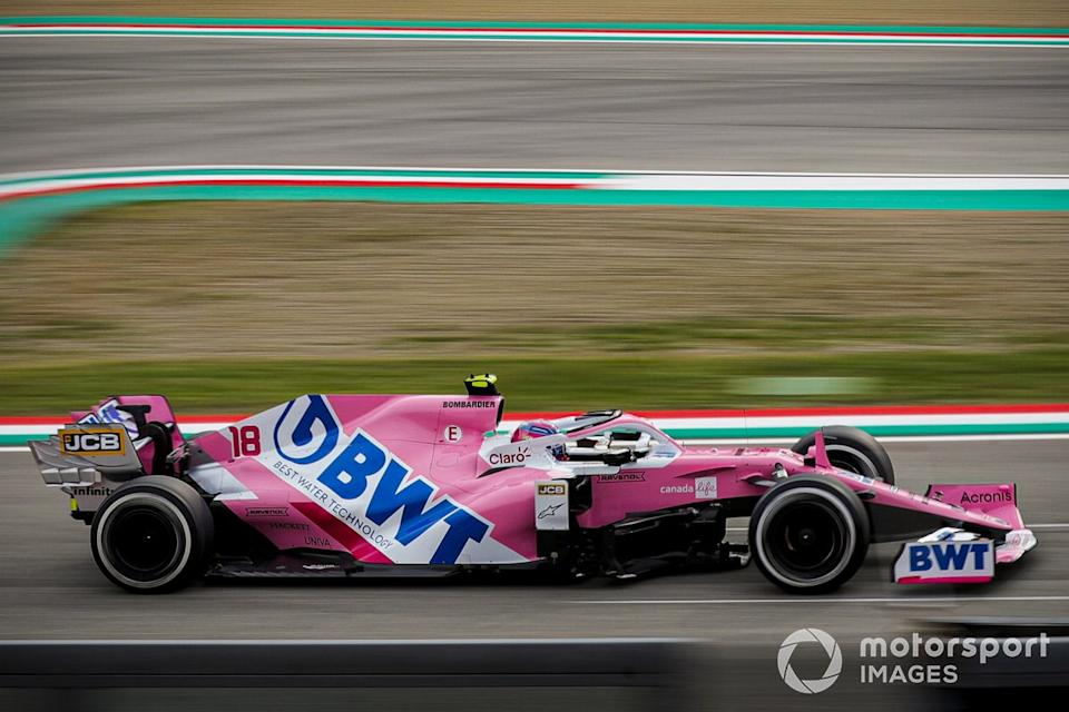 "Lance Stroll, Racing Point RP20 <span class=""copyright"">Glenn Dunbar / Motorsport Images</span>"
