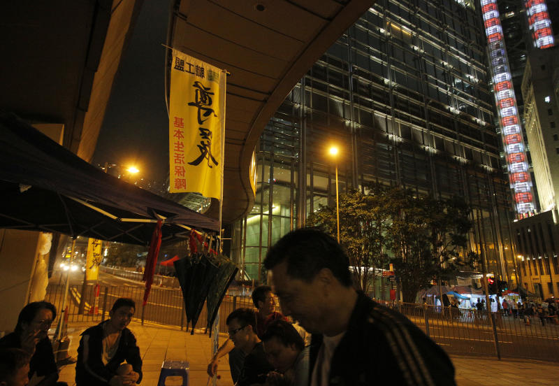 HK dockworkers accept pay offer, end 40-day strike