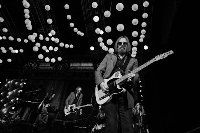 Tom Petty (Photo: Alamy)