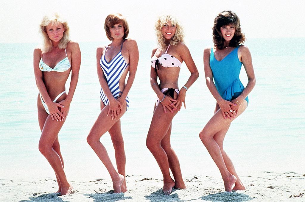 "<b>""Where the Boys Are '84""</b> (1984) <br>Four curious girls drive their convertible to Fort Lauderdale in search of ""<a target=""_blank"" href=""http://www.youtube.com/watch?v=ETpB4Kk_VjU"">animal sex and debauchery</a>."" This film broke down the second someone thought it would be a good idea to remake the 1960 time-and-place classic starring George Hamilton and Connie Francis. However, the Hot Bod contest wasn't the worst idea ever."
