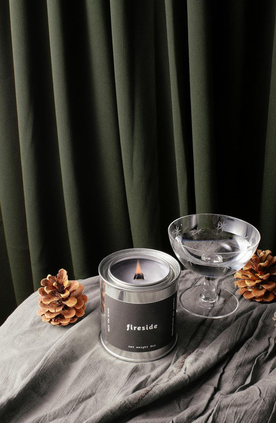 <p>The <span>Mala the Brand Candle</span> ($30) will set the mood with the ultimate sensorial experience. It's a woodwick candle that crackles as it burns, so it sounds like a relaxing fireplace. It comes in a variety of fresh and cozy scents including fireside and morning dew, you can shop them <span>here</span>. If you're shopping for a college student who loves ASMR, this candle is a must!</p>
