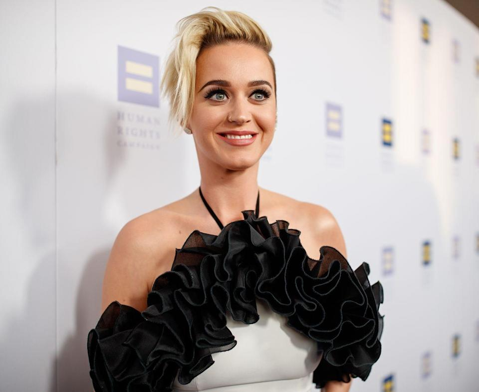"""<p>Katy Perry only likes boot-shaped chicken nuggets. The singer explained to <em><a href=""""https://www.usmagazine.com/celebrity-news/news/katy-perry-25-things-you-dont-know-about-me-20132510/"""" rel=""""nofollow noopener"""" target=""""_blank"""" data-ylk=""""slk:People"""" class=""""link rapid-noclick-resp"""">People</a></em> that the popular fast food item is her go-to comfort food—but with strict shape requirements. </p>"""