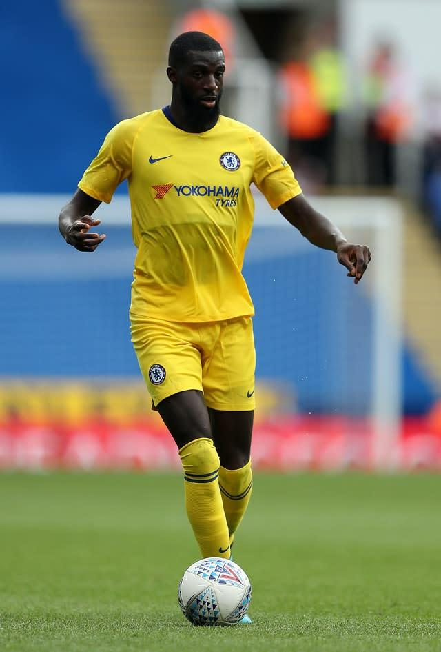 Chelsea's Tiemoue Bakayoko could be on the way out (David Davies/PA)