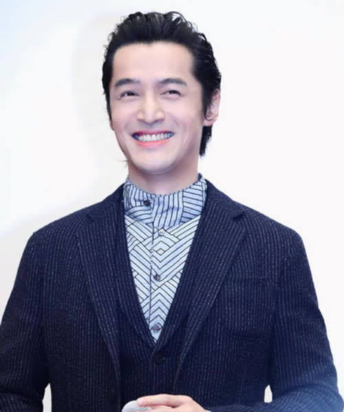 Hu Ge is one of China's most popular actors
