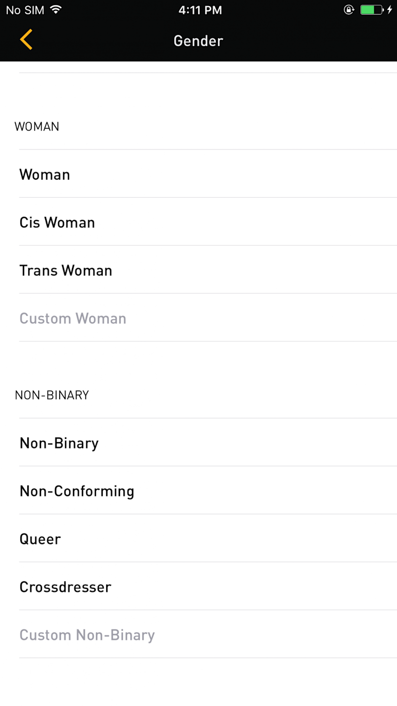 Dating apps for nonbinary