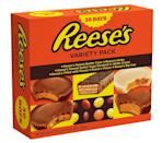 <p>If he's got a sweet tooth, he'll appreciate this <span>Reese's Chocolate Peanut Butter Candy Variety Pack</span> ($24).</p>
