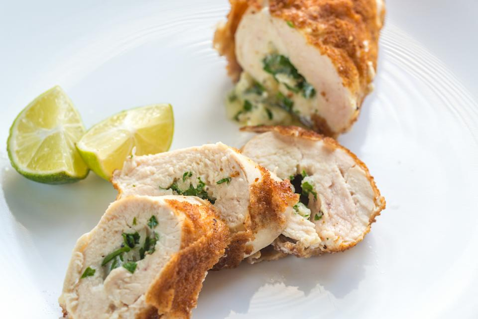 Are you tempted to try out the now-viral chicken kiev hack at home? [Photo: Getty]