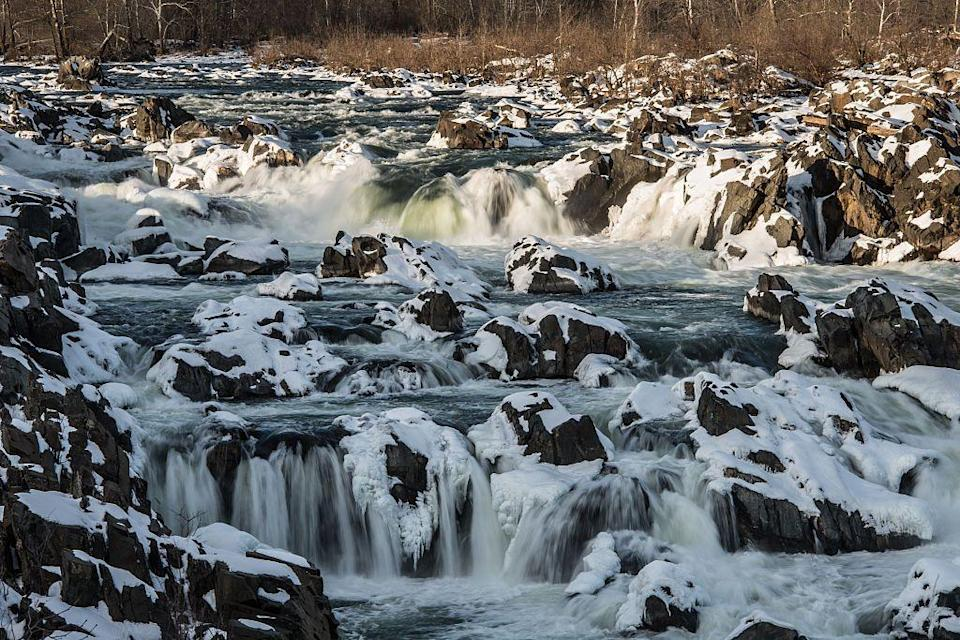 "<p>The falls are indeed great in this McLean, Virginia, <a href=""https://www.tripadvisor.com/Attraction_Review-g60726-d285884-Reviews-Great_Falls_Park-McLean_Fairfax_County_Virginia.html"" rel=""nofollow noopener"" target=""_blank"" data-ylk=""slk:national park"" class=""link rapid-noclick-resp"">national park</a>. Situated only 15 miles from Washington, D.C., you'll be able to view the mighty, rocky falls as they build up along the Potomac River.</p><p><br><a class=""link rapid-noclick-resp"" href=""https://go.redirectingat.com?id=74968X1596630&url=https%3A%2F%2Fwww.tripadvisor.com%2FAttraction_Review-g60726-d285884-Reviews-Great_Falls_Park-McLean_Fairfax_County_Virginia.html&sref=https%3A%2F%2Fwww.redbookmag.com%2Flife%2Fg34357299%2Fbest-hikes-in-the-us%2F"" rel=""nofollow noopener"" target=""_blank"" data-ylk=""slk:PLAN YOUR HIKE"">PLAN YOUR HIKE</a></p>"
