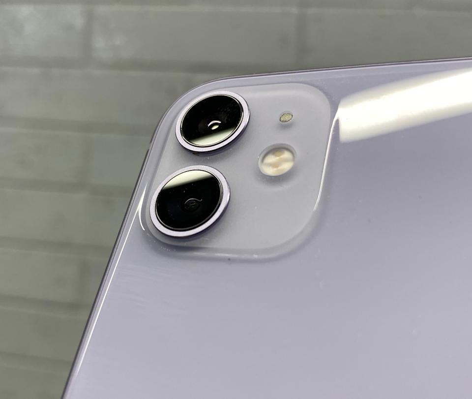 The iPhone 11 gets the same low-light camera functionality as the 11 Pro and 11 Pro Max. (Image: Dan Howley)