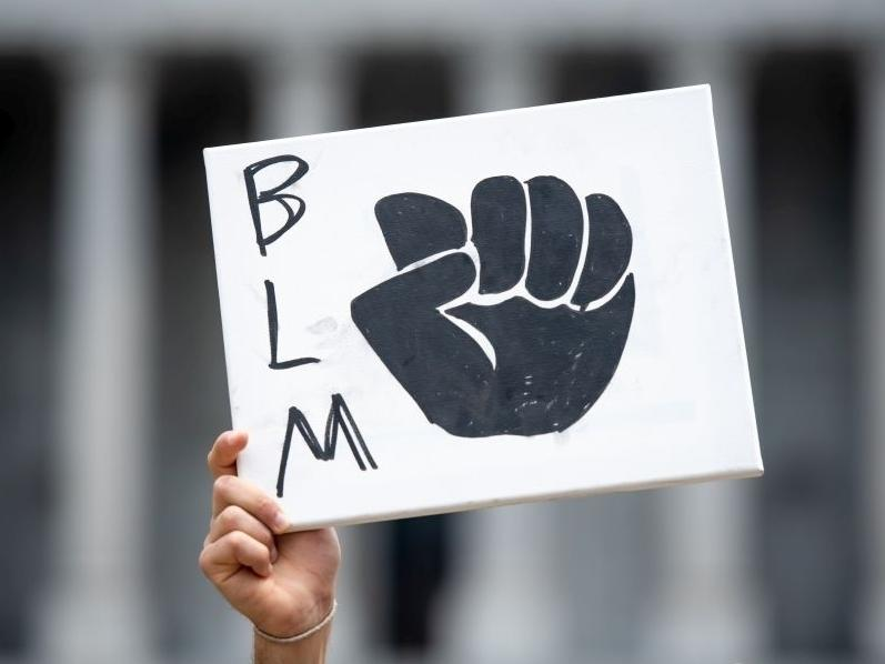 Alumni of South County High School in Lorton are planning a march on Saturday at noon to amplify the voices of black residents in Fairfax County