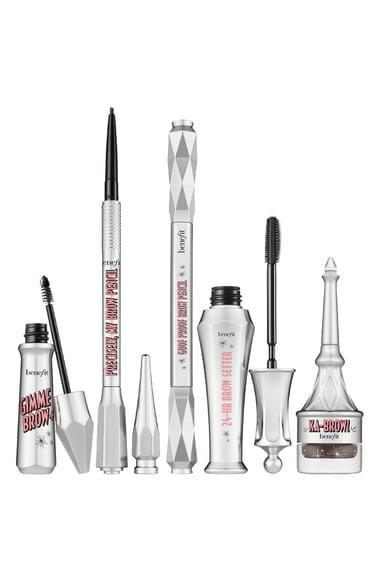 <p>Never have a bad brow day again with the <span>Benefit Magnificent Brow Show Full Size Set</span> ($49).</p>