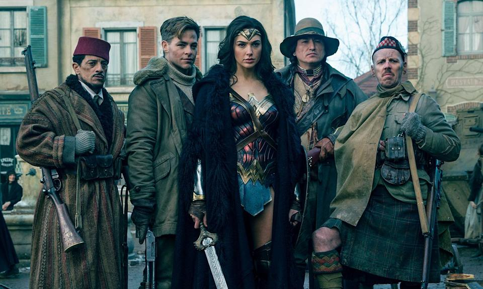 <p>DC comics hero Wonder Woman finally got her own movie following a cameo in 'Batman v Superman' and the film was a resounding hit, appealing to the young and old, male and female alike. </p>