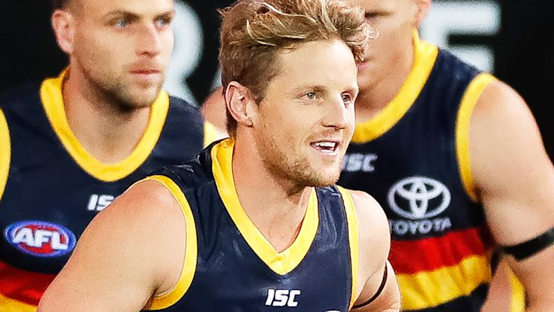 Adelaide midfielder Rory Sloane is pictured.