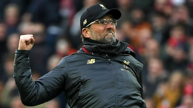 The Reds boss would not entertain the idea that the league title is lost with three games still to play and says his side will fight on