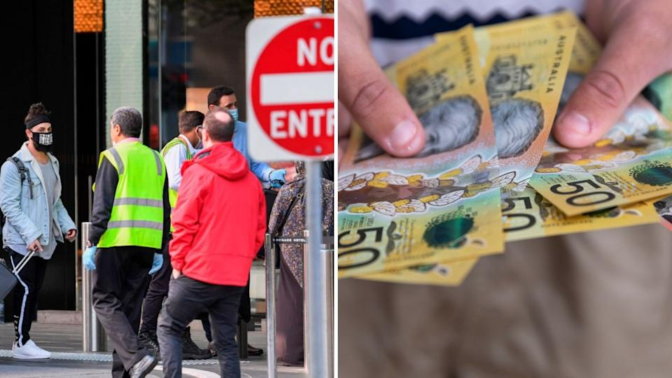 Here's how much workers will be paid. Images: Getty