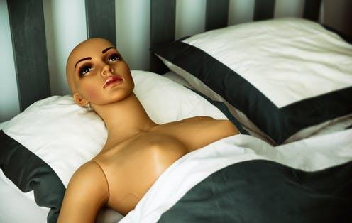 """<span class=""""attribution""""><a class=""""link rapid-noclick-resp"""" href=""""https://www.shutterstock.com/image-photo/naked-plastic-woman-humanoid-laying-alone-1335359036"""" rel=""""nofollow noopener"""" target=""""_blank"""" data-ylk=""""slk:Trial/Shutterstock.com"""">Trial/Shutterstock.com</a></span>"""