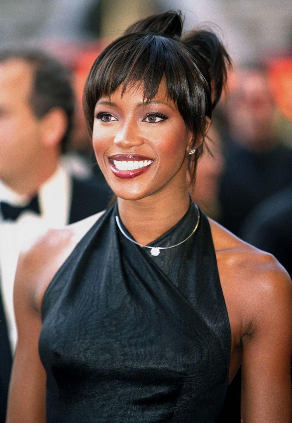 <p>Back in the 1980s and 1990s, Campbell (whose career started at 15 years old) was one considered to be one of the most in-demand models. </p>