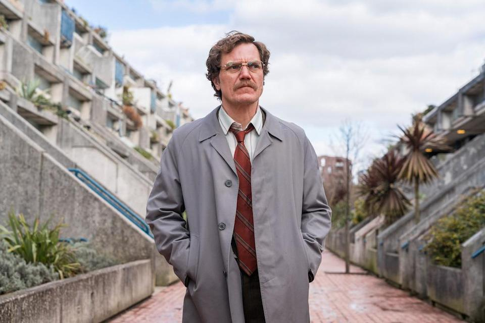 Michael Shannon as Israeli spymaster Marty Kurtz (Picture: BBC)